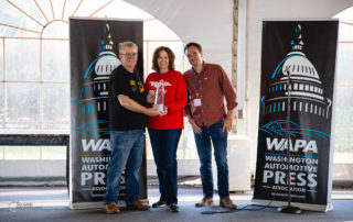FCA accepts the WAPA 2019 Rally Award