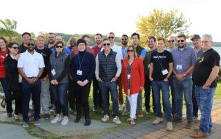 WAPA voting members at the 2019 WAPA Rally Awards